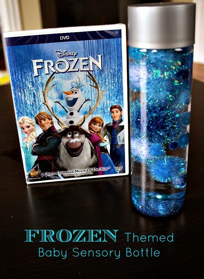 frozen, movie, dvd, baby sensory