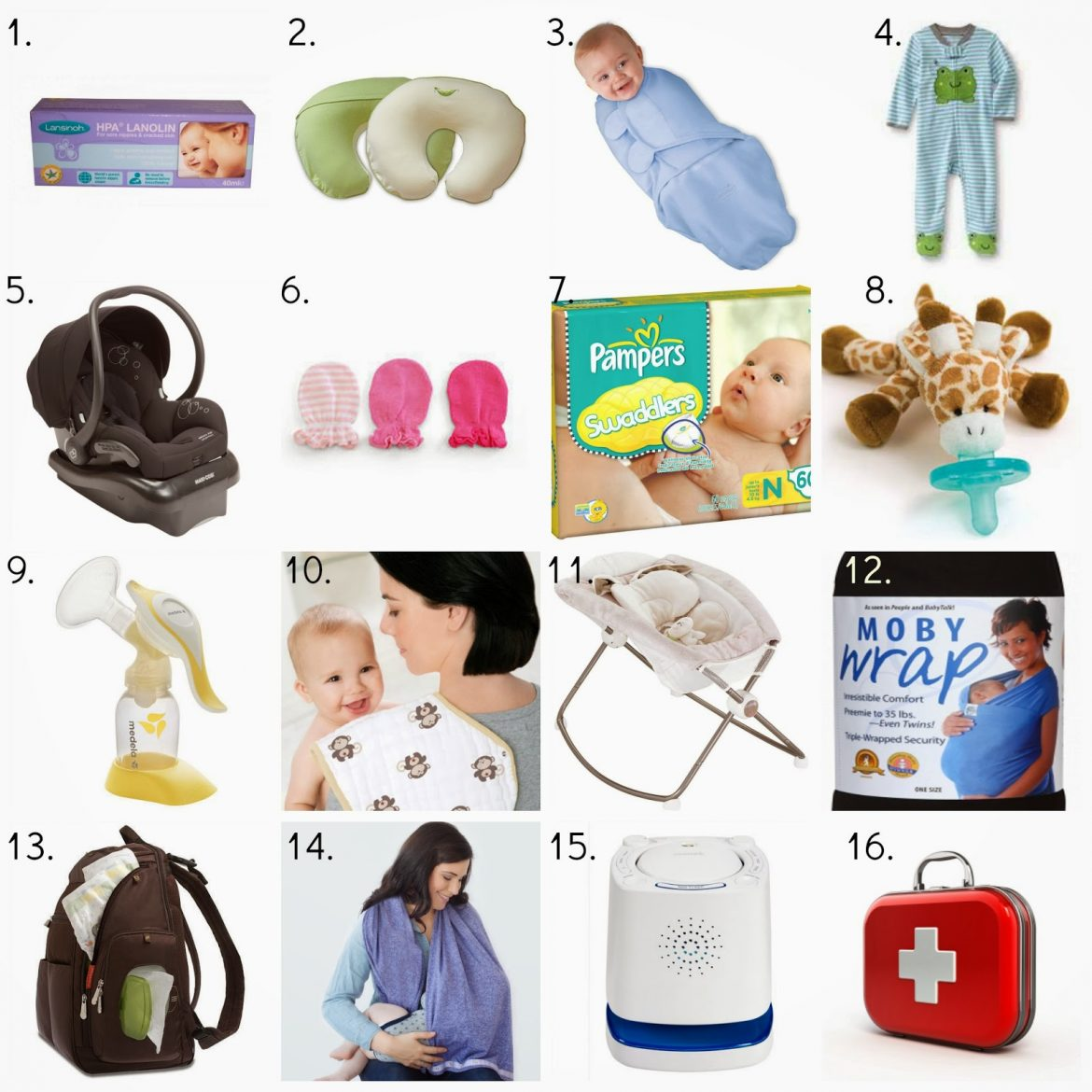 16 Newborn Necessities Baby Must Have Items Tall Mom S Top Picks Minute With Mary