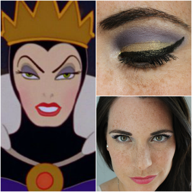 Evil Queen Eye Makeup Tutorial - Minute